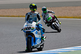 Espargaro downplays MotoGP talk