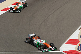 Double points finish key for Force India
