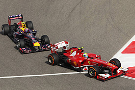Ferrari hits out at Red Bull over Formula 1 tyre complaints