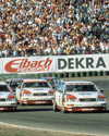 Formula 1 stars<br> in the DTM