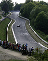 Formula 1 at the real Nurburgring
