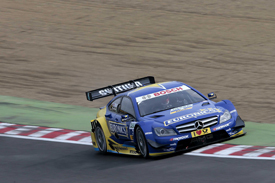 Gary Paffett, HWA Mercedes, Brands Hatch DTM 2013