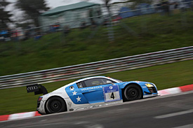 Stippler gives Audi Nurburgring pole