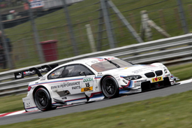Martin Tomczyk, RMG BMW, Brands Hatch DTM 2013