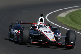 Will Power, Penske, Indy 500 2013