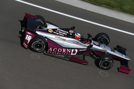 James Jakes, Rahal Letterman Lanigan, Indy 500 2013