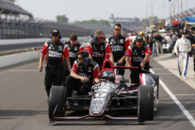Third Rahal car unlikely for Indy 500