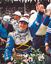 Jacques Villeneuve on his Indy 500 win
