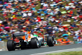 Paul di Resta F1 Force India 2013