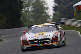 Mercedes claims first Nurburgring win