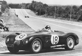 Duncan Hamilton/Tony Rolt, Jaguar, Le Mans 1953