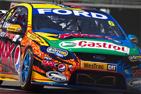 V8 Supercars confident over Ford future