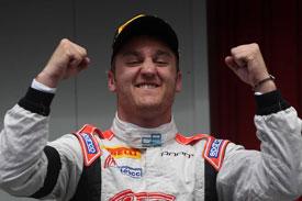 Stefano Coletti GP2 2013