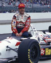 Mansell's Indy 500 near-miss