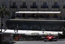 Johnny Cecotto Jr, Arden, Monaco GP2 2013