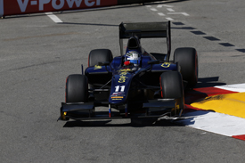 Sam Bird, Russian Time, Monaco GP2 2013