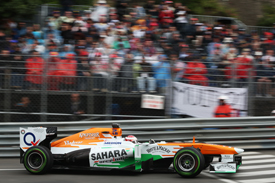 Paul di Resta, Force India, Monaco GP 2013