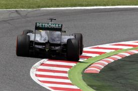 Nico Rosberg, Mercedes, Spanish GP 2013, Barcelona