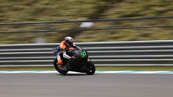 Production Honda completes first test