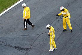 Kahne: TV cable yellow came too late