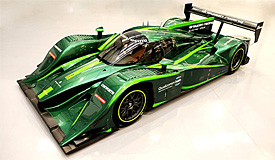 Drayson in electric speed record bid