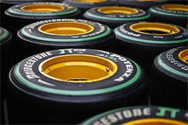Bridgestone rules out F1 return