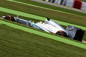 Test a big help for Mercedes - Vettel