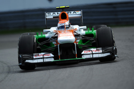 Adrian Sutil, Force India, Canadian GP 2013, Montreal