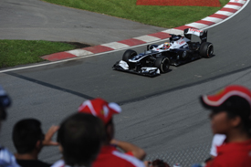 Pastor Maldonado, Williams, Canadian GP 2013, Montreal