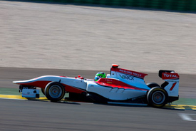 Conor Daly, ART, Valencia GP3 2013
