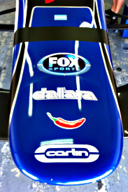 Carlin tribute nose, GP3