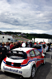 Euro RX, Hell