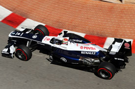 Williams FW35 F1 2013