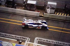 Toyota Audi WEC Le Mans 2013
