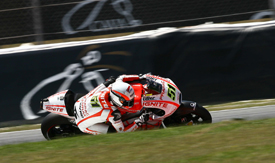 Ducati has been running a new bike with test rider Pirro, but Hayden and Dovizioso are not impressed