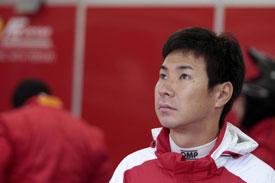Kamui Kobayashi Le Mans 2013