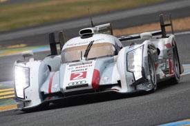 Audi Le Mans WEC 2013