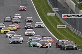 Spielberg secures new DTM deal