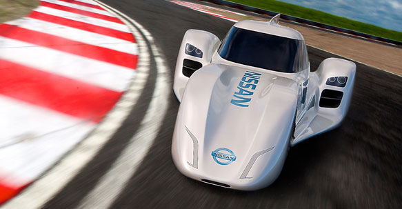 Nissan Electric Le Mans 2013