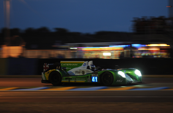Caterham withdraws Le Mans entry