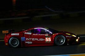Darryl O'Young Le Mans 2013