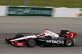 Helio Castroneves IndyCar