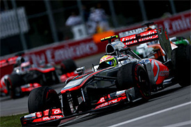 McLaren still 'very far' from victories