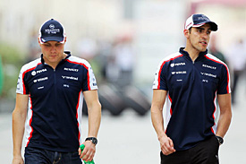 Maldonado says FW35 suits Bottas better