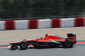 Max Chilton, Marussia, Spanish GP