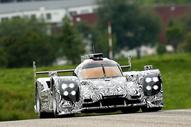 The LMP1 Porsche that awaits Webber
