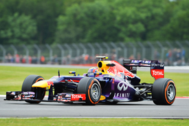 Mark Webber, Red Bull, British GP 2013, Silverstone