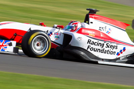 Jack Harvey, ART, Silverstone GP3 2013