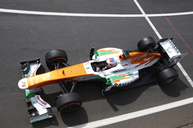 Paul di Resta, Force India, British GP, Silverstone 2013