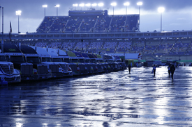 Rain at Kentucky